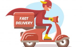 Food Delivery Super Hero